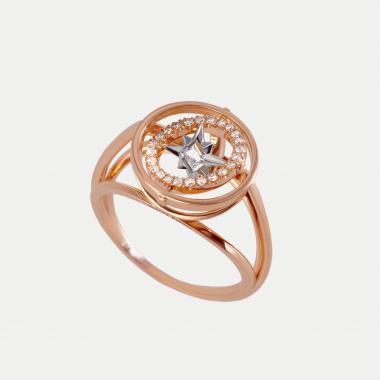 Reine Ring Diamond set
