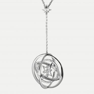 Reine Necklace Diamond Set