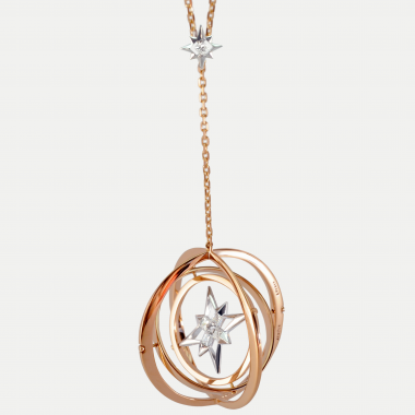 Reine Necklace All gold