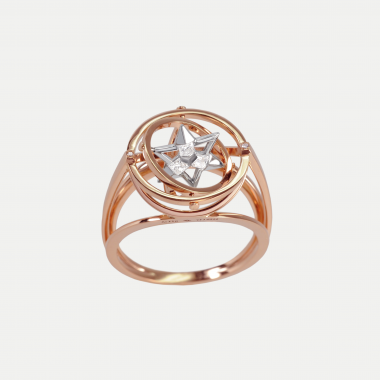 Reine Ring All gold
