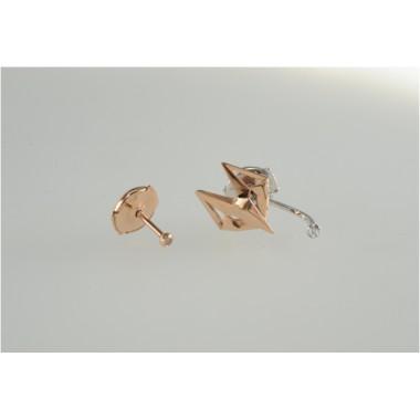 Boucles d'Oreille Renard
