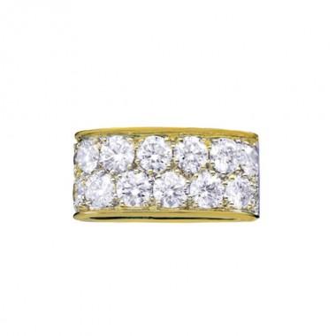Lien PARIS207 Diamant sur Or jaune